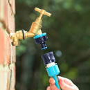 Installation of Outside Taps