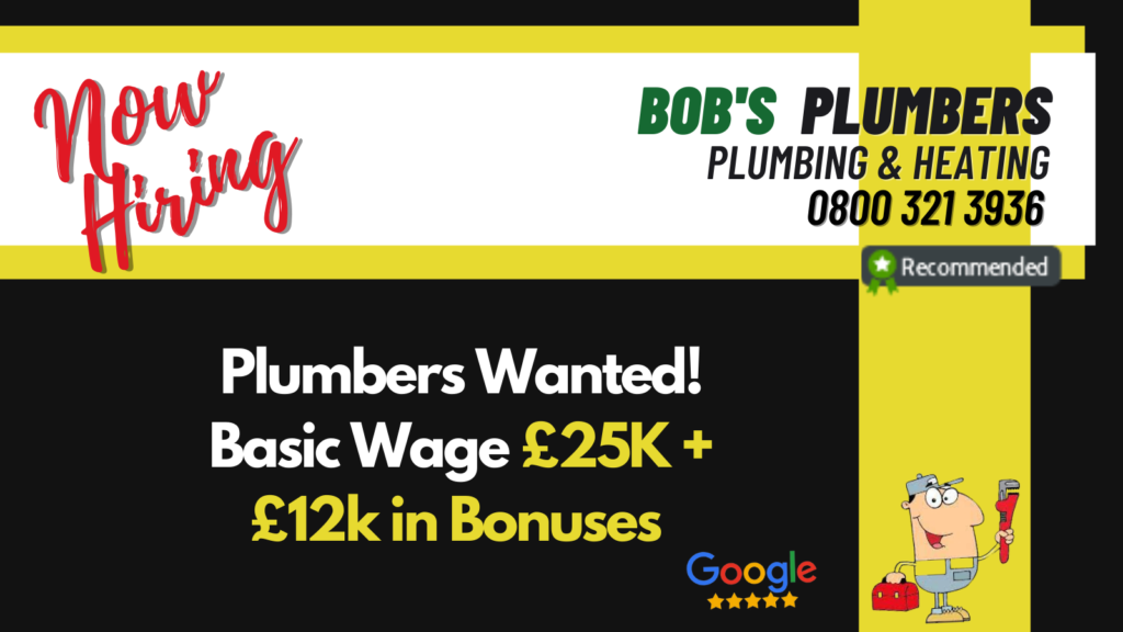 Plumbing Jobs. Recruitment Agency